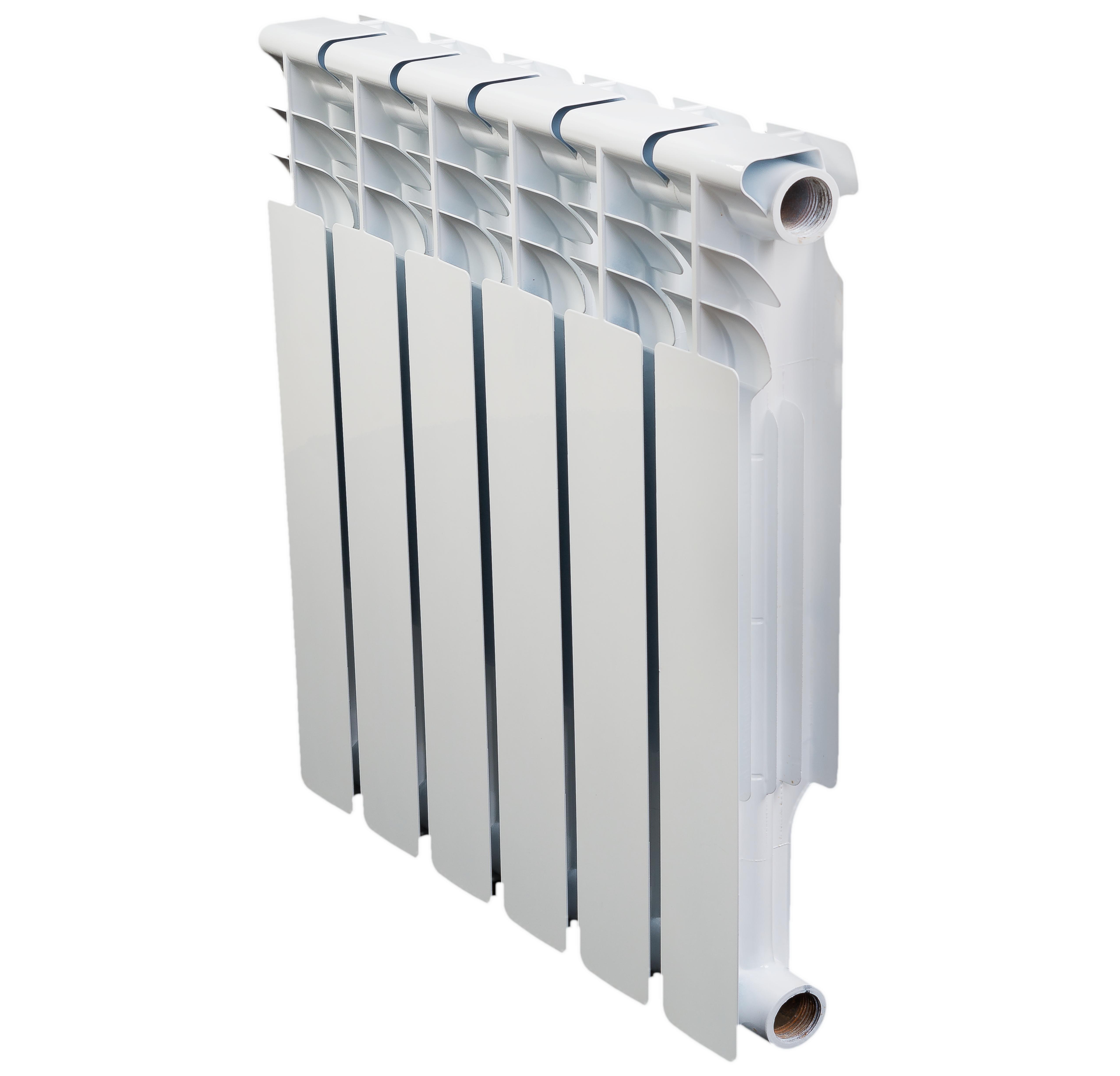 Радиатор биметаллический Алтермо Торино 06 ракурс