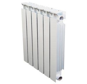 Радиатор биметаллический Алтермо 06 ракурс