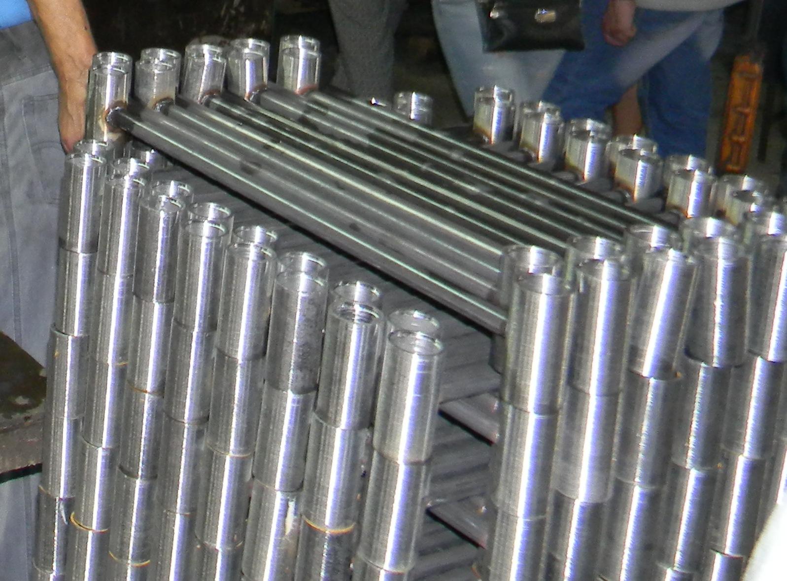 Трубопроводы для биметаллических радиаторов Алтермо