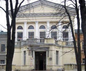 Больничный комплекс, г. Харьков, проспект Московский, 195. 2007 г.