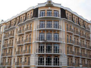 Гостиница «Палаццо»****, г.Полтава, ул. Пушкина 25.